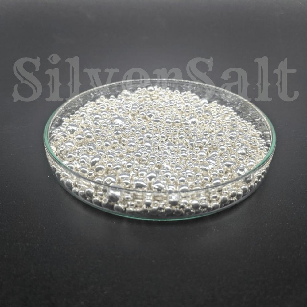 гранулы серебра
